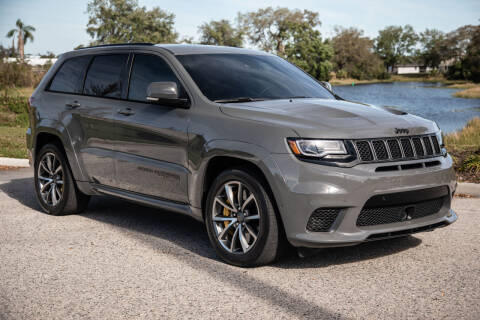 2019 Jeep Grand Cherokee for sale at Exquisite Auto in Sarasota FL