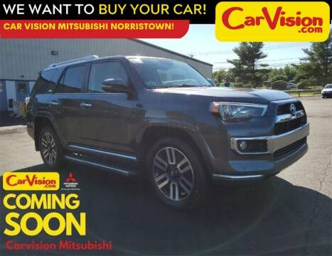 2017 Toyota 4Runner for sale at Car Vision Mitsubishi Norristown in Norristown PA
