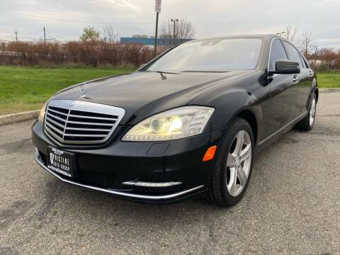 2011 Mercedes-Benz S-Class for sale at Pristine Auto Group in Bloomfield NJ