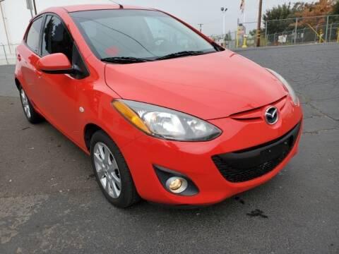 2012 Mazda MAZDA2 for sale at Regal Autos Inc in West Sacramento CA