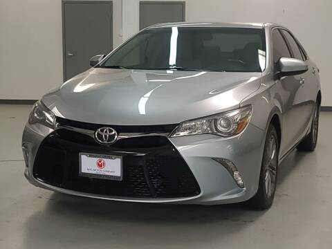2016 Toyota Camry for sale at Mag Motor Company in Walnut Creek CA