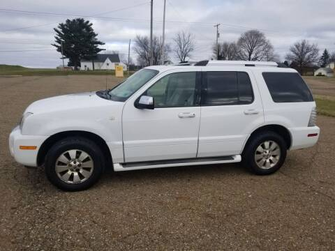 2006 Mercury Mountaineer for sale at WESTERN RESERVE AUTO SALES in Beloit OH