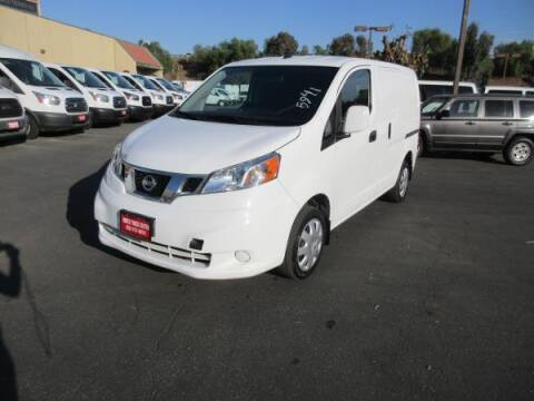 2017 Nissan NV200 for sale at Norco Truck Center in Norco CA