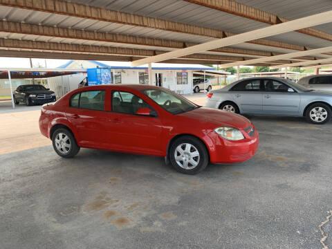 2010 Chevrolet Cobalt for sale at Kann Enterprises Inc. in Lovington NM