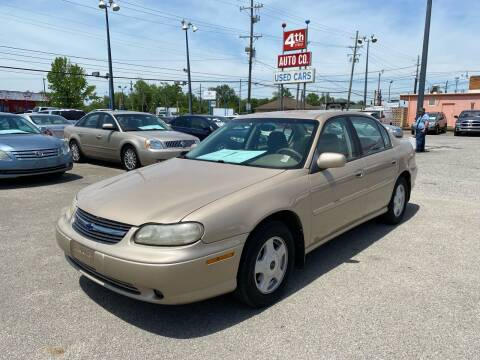 2001 Chevrolet Malibu for sale at 4th Street Auto in Louisville KY