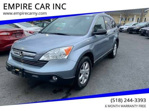 2008 Honda CR-V for sale at EMPIRE CAR INC in Troy NY