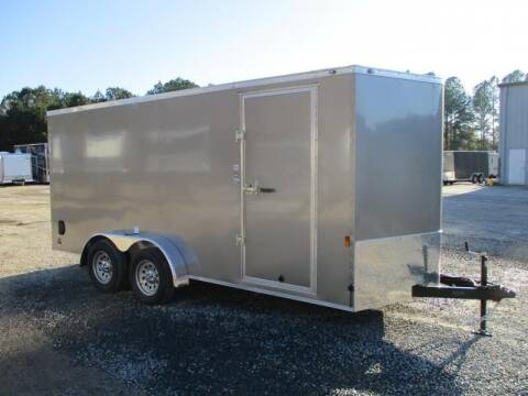 2021 Continental Cargo SUNSHINE 7 X 16 VNOSE ENCLOSED for sale at Vehicle Network - HGR'S Truck and Trailer in Hope Mill NC