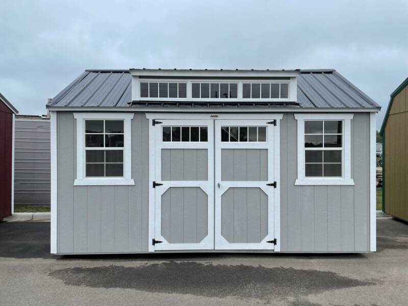 2021 Old Hickory Buildings Utility Dormer Package for sale at Krantz Motor City in Watertown SD