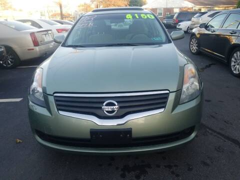 2008 Nissan Altima for sale at Roy's Auto Sales in Harrisburg PA
