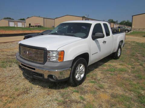 2010 GMC Sierra 1500 for sale at Geaux Texas Auto & Truck Sales in Tyler TX