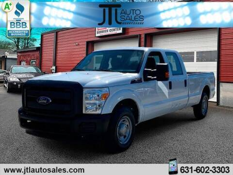 2015 Ford F-250 Super Duty for sale at JTL Auto Inc in Selden NY
