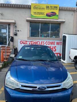 2009 Ford Focus for sale at Budget Auto Deal and More Services Inc in Worcester MA