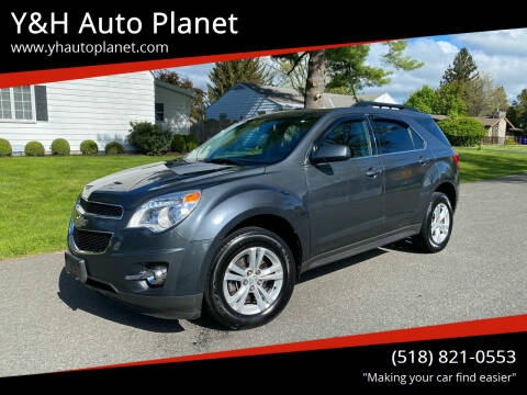 2011 Chevrolet Equinox for sale at Y&H Auto Planet in West Sand Lake NY