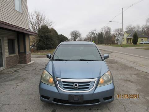 2008 Honda Odyssey for sale at Settle Auto Sales TAYLOR ST. in Fort Wayne IN