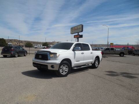 2012 Toyota Tundra for sale at Sundance Motors in Gallup NM