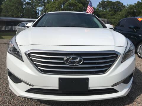 2017 Hyundai Sonata for sale at #1 Auto Liquidators in Yulee FL