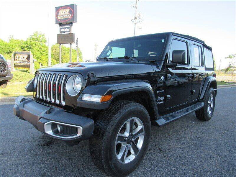 2018 Jeep Wrangler Unlimited for sale in Sanford, NC