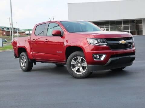 2018 Chevrolet Colorado for sale at HAYES CHEVROLET Buick GMC Cadillac Inc in Alto GA