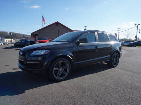 2015 Audi Q7 for sale at Stephens Auto Center of Beckley in Beckley WV
