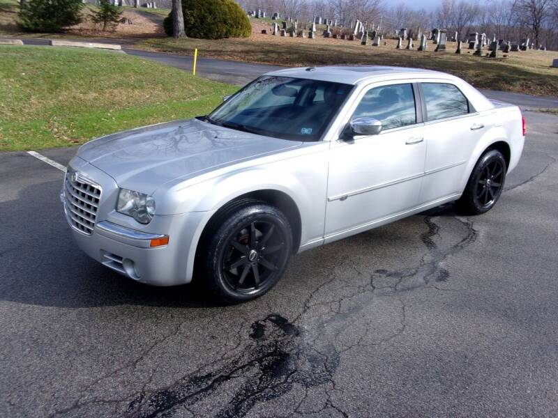 2009 Chrysler 300 for sale at Pyles Auto Sales in Kittanning PA