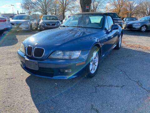 2001 BMW Z3 for sale at Atlantic Auto Sales in Garner NC