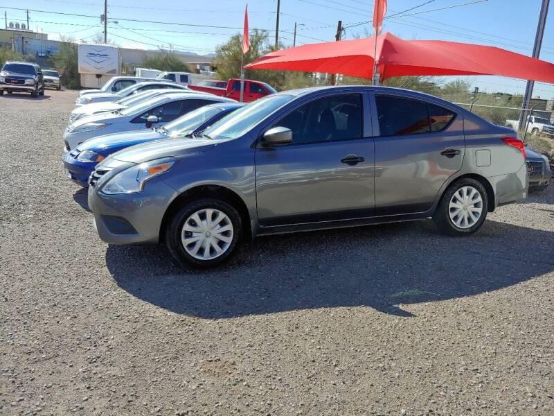2016 Nissan Versa for sale at ACE AUTO SALES in Lake Havasu City AZ