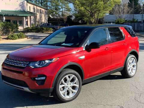 2016 Land Rover Discovery Sport for sale at Triangle Motors Inc in Raleigh NC