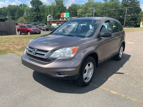 2011 Honda CR-V for sale at Manchester Auto Sales in Manchester CT