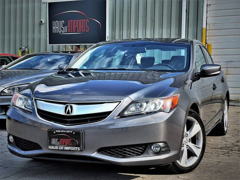 2013 Acura ILX for sale at Haus of Imports in Lemont IL