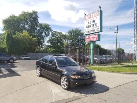 2005 BMW 3 Series for sale at Five Star Auto Center in Detroit MI