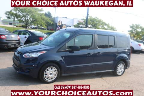 2018 Ford Transit Connect Wagon for sale at Your Choice Autos - Waukegan in Waukegan IL