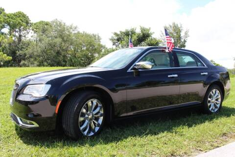 2018 Chrysler 300 for sale at CHASE MOTOR in Miami FL