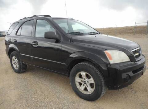 2004 Kia Sorento for sale at Central City Auto West in Lewistown MT