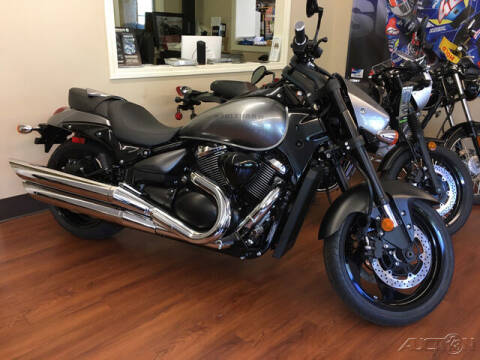 2018 Suzuki Boulevard M-90 for sale at ROUTE 3A MOTORS INC in North Chelmsford MA