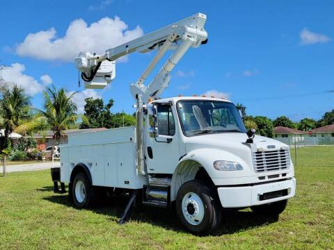 2009 Freightliner M2 106 for sale at American Trucks and Equipment in Hollywood FL