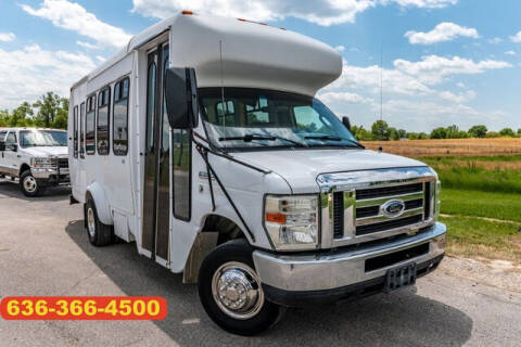 2008 Ford E-350 for sale at Fruendly Auto Source in Moscow Mills MO