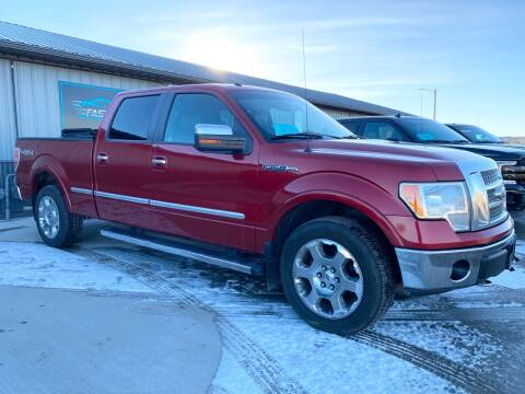 2010 Ford F-150 for sale at FAST LANE AUTOS in Spearfish SD