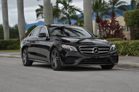 2017 Mercedes-Benz E-Class for sale at EURO STABLE in Miami FL