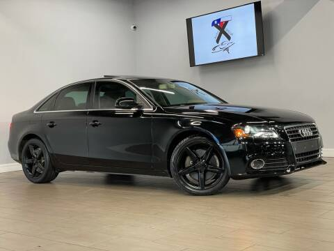 2011 Audi A4 for sale at TX Auto Group in Houston TX