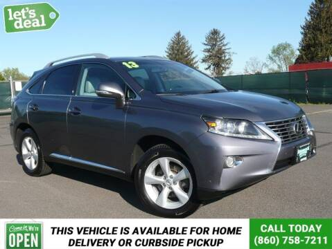 2013 Lexus RX 350 for sale at Shamrock Motors in East Windsor CT