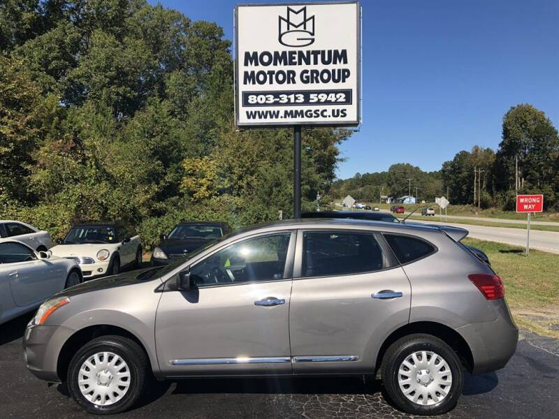 2011 Nissan Rogue for sale at Momentum Motor Group in Lancaster SC