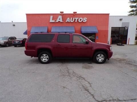 2007 Chevrolet Suburban for sale at L A AUTOS in Omaha NE