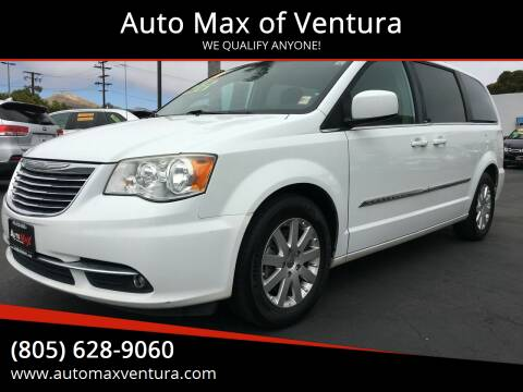 2013 Chrysler Town and Country for sale at Auto Max of Ventura in Ventura CA