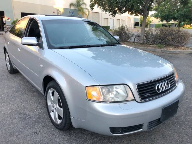 2003 Audi A6 for sale at MK Motors in Sacramento CA