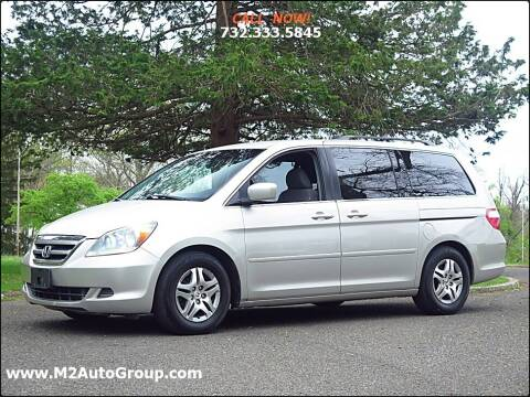 2005 Honda Odyssey for sale at M2 Auto Group Llc. EAST BRUNSWICK in East Brunswick NJ