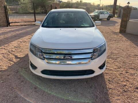2011 Ford Fusion Hybrid for sale at AZ Classic Rides in Scottsdale AZ