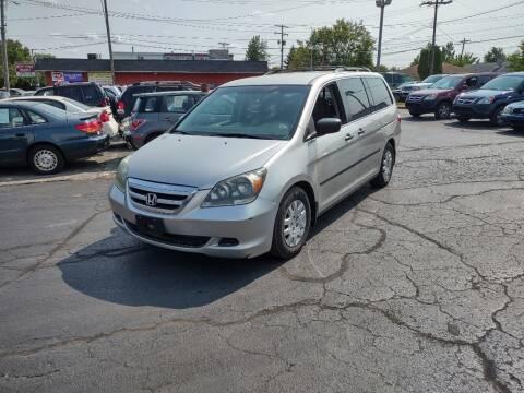 2006 Honda Odyssey for sale at Flag Motors in Columbus OH