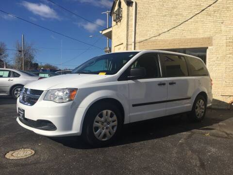 2016 Dodge Grand Caravan for sale at Strong Automotive in Watertown WI