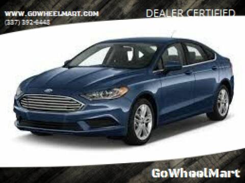 2020 Ford Fusion for sale at GOWHEELMART in Available In LA