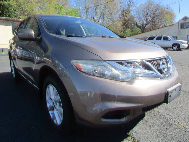 2012 Nissan Murano AWD S 4dr SUV - Gainesville GA